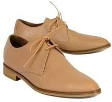 Everlane Leather Tan Oxfords
