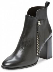 Bambali Leather Bootie