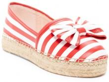 Kate Spade New York Linds Bow Espadrille Flat