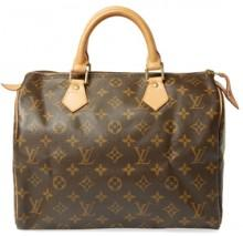 Vintage Monogram Canvas Speedy 30