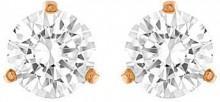 Swarovski Solitaire Stud Earrings