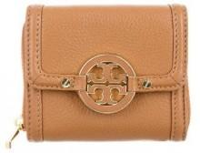 Tory Burch Compact Leather Wallet