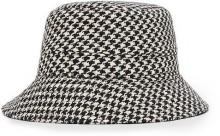 Ralph Lauren Wool-Cotton Tweed Bucket Hat