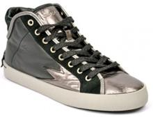 Crime London - FAITHHIEXPLOSION - Leather Sneaker