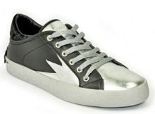 Crime London - FAITHLOEXPLOSION - Leather Sneaker