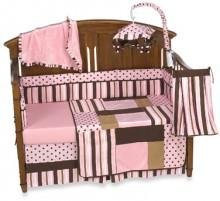 Maya Crib Bedding & Accessories